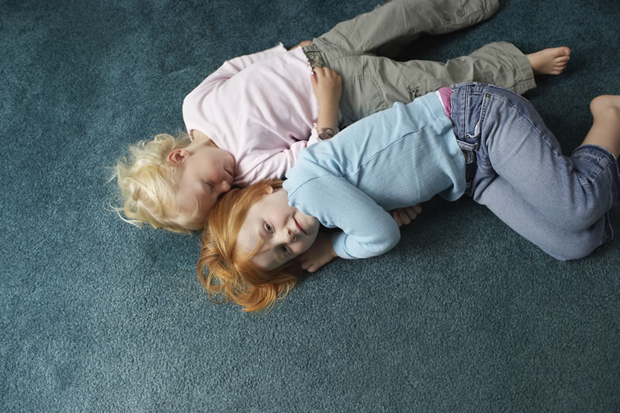 Kids on Carpet